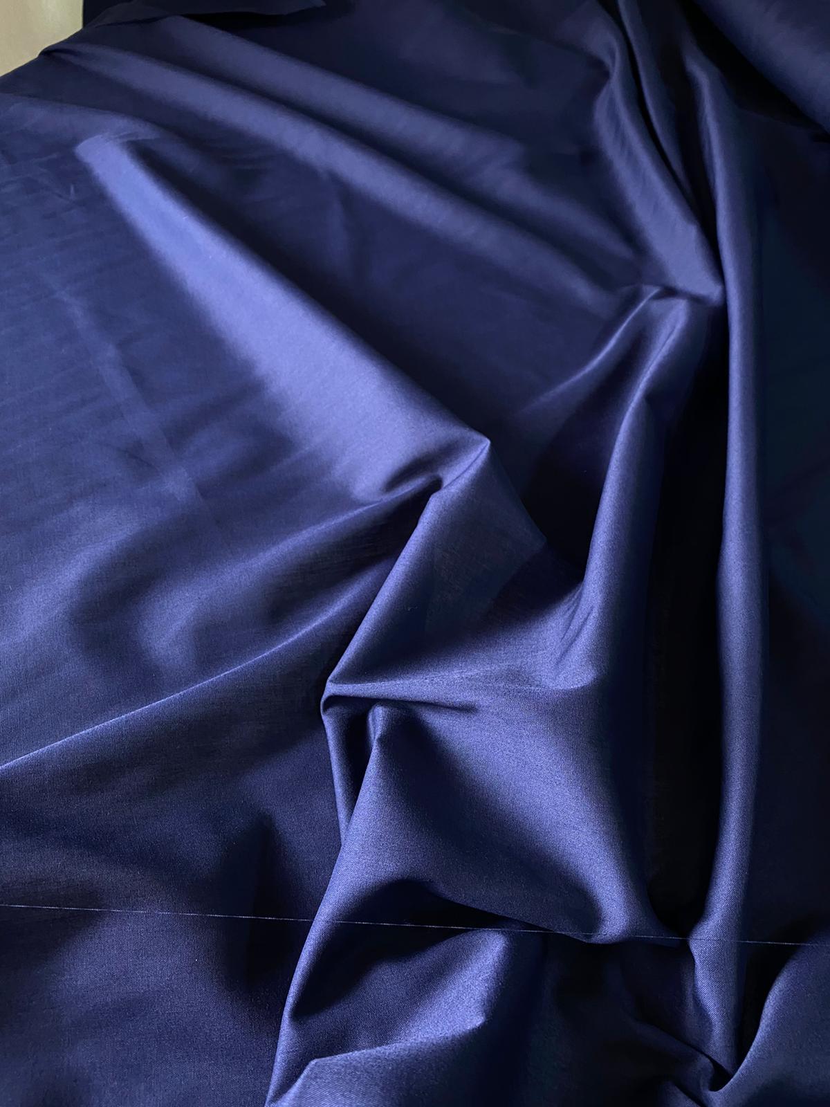 tessuto stock blue