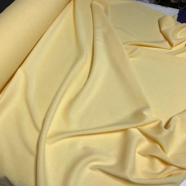 tessuto stock giallino