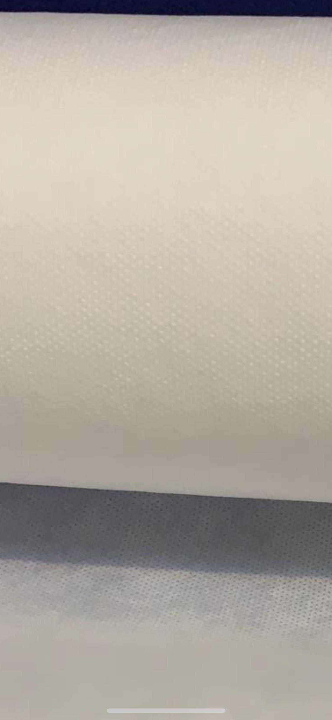tnt triplo strato filtrante sms tessuto composto da  3 filamenti spunbonded-meltblown-spunbonded